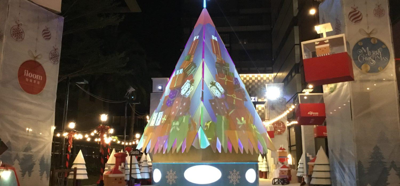 2019新天地聖誕造景